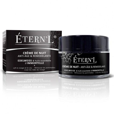 Étern'L Crema De Noche - Anti-Envejecimiento